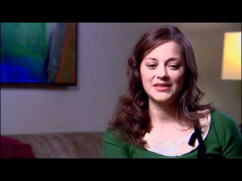 Marion Cotillard 'Contagion' Interview
