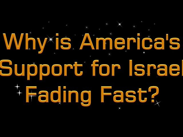 Bible Prophecy Update Feb 2014: Why is America's Support for Israel Fading Fast Mr Jim Cowie