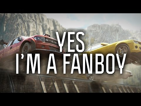 Yeah. I'm A Fanboy of The Crew & Many Other Games