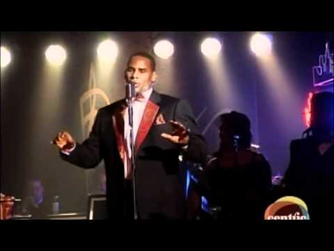 R. Kelly - Try A Little Tenderness/You Send Me (Live at the Five Star) (PART 2)