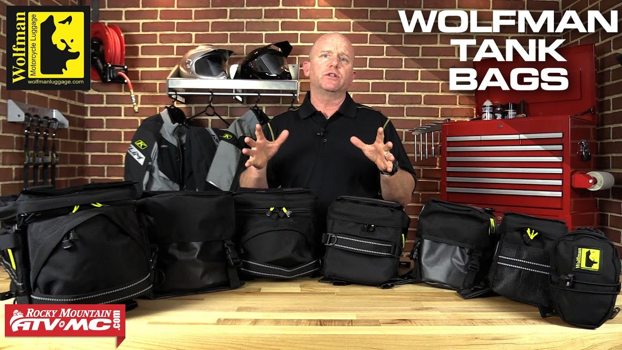 Wolfman luggage