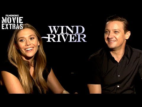 Wind River (2017) Jeremy Renner & Elizabeth Olsen talk about their experience making the movie streaming vf