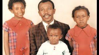 Mengistu Hailemariam visiting Zimbabwe