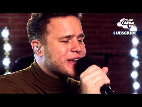 Olly Murs - 'Wrapped Up' (Capital Live Session)