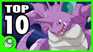 Los 10 mejores Pokémon de la historia