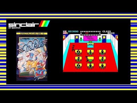 Goonies the  zx spectrum - играть   viva games