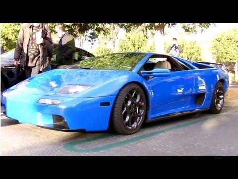 2000 Lamborghini Diablo VT in Blu Ely