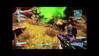 Borderlands 2 PAX 2012 LiveStream - Maya Gameplay
