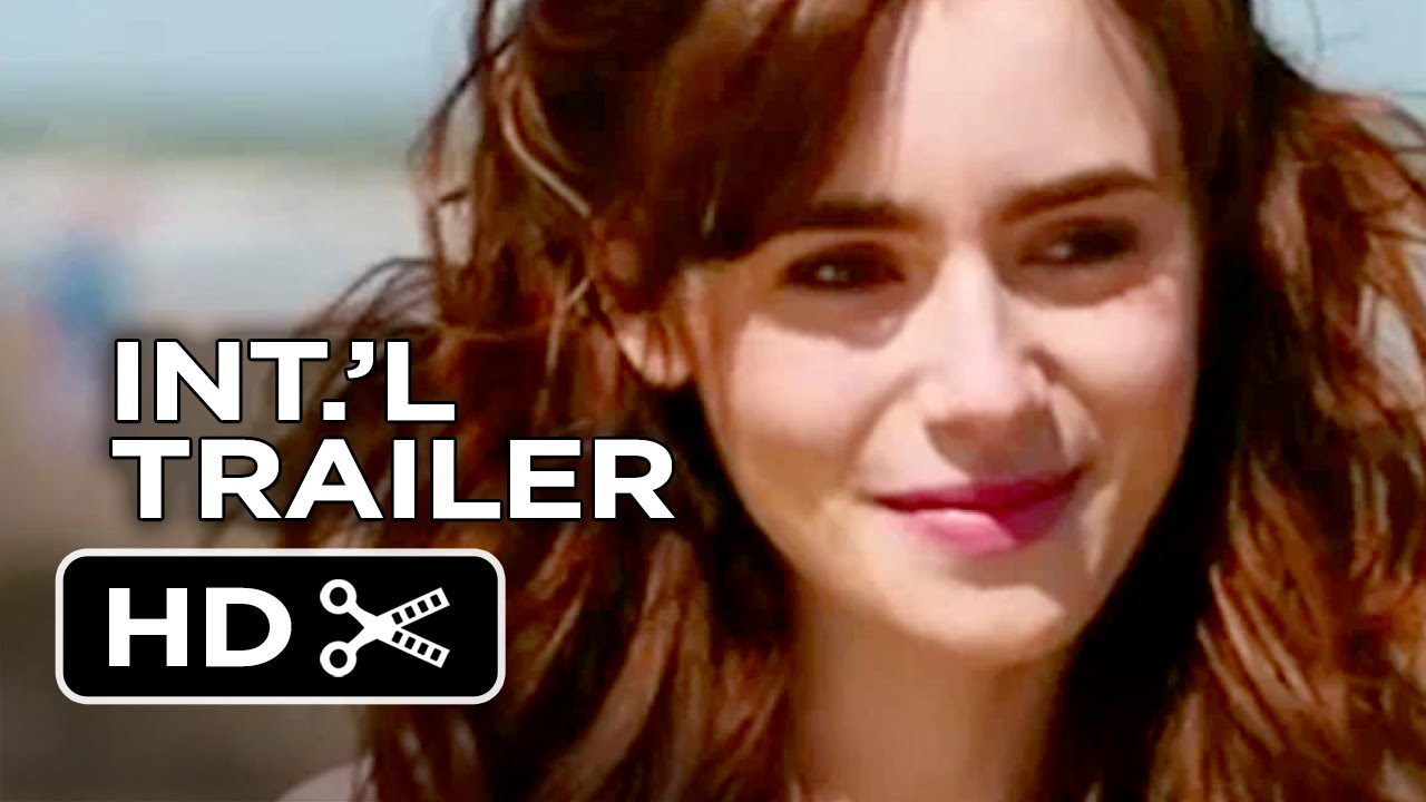 Love, Rosie Official UK Trailer #1 (2014) - Lilly Collins ...