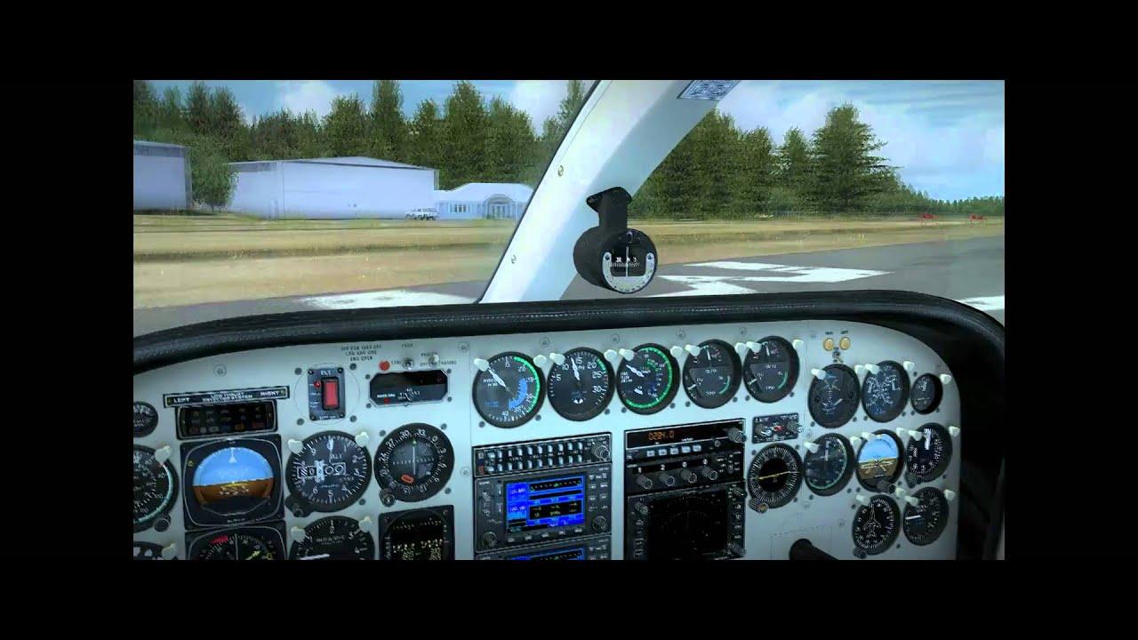 Carenado Cessna Carenado Cessna 340 ii