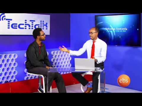 S6 Ep. 12 - Interview With Cool Amharic Keyboard App Developer - TechTalk With Solomon