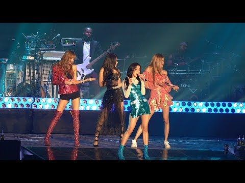 [4K] 블랙핑크(BLACKPINK) - Really With Live Band 직캠 Fancam @181110 IN YOUR AREA  By. FanPD