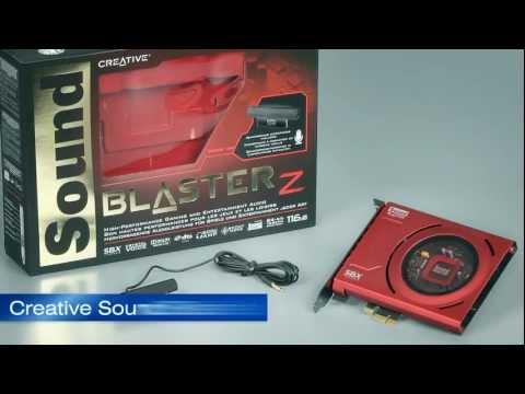 Видеообзор от iXBT.com - Creative Sound Blaster Z