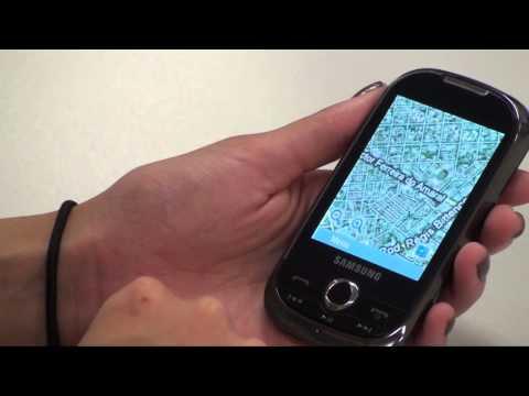 Análise De Produto - Samsung Corby Dj Gt-m3710 - Baixaki video