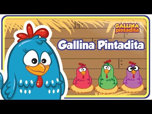 Gallina Pintadita - DVD y BluRay Gallina Pintadita 1 - OFICIAL - Español