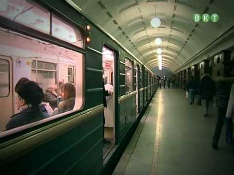 50 чудес Москвы: Московское метро (1/2)