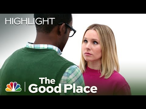 Chidi Helps Eleanor Remember Who She Is - The Good Place (Episode Highlight)