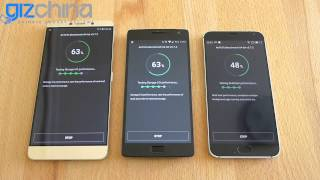 Antutu Shootout: OnePlus 2 vs LeTV Le Max vs Meizu MX5