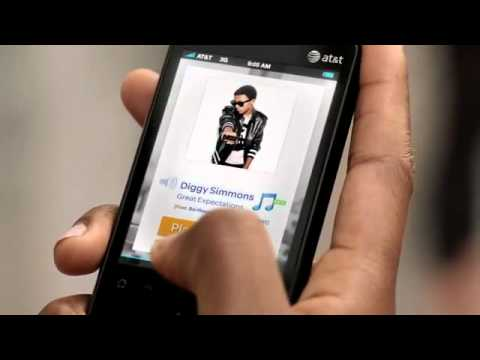 AT&T Commercial [ Diggy Simmons )