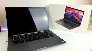 XIAOMI MI Notebook Pro i7 16Gb RAM Unboxing