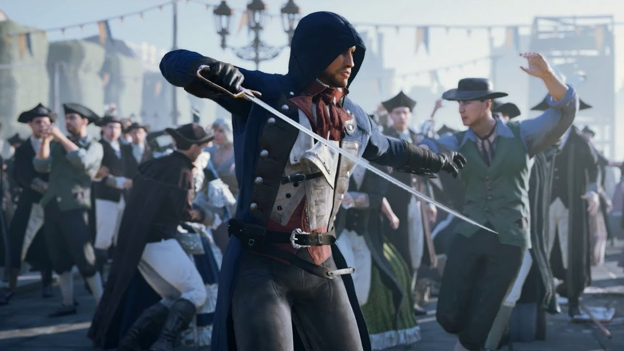 Assassin's Creed Unity - Launch Trailer (PS4/Xbox One) - YouTube