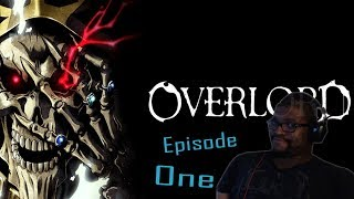 Overlord Season 1 Episode 1 Reaction