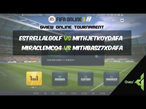 Gview FIFA Cup 1v1 #3 [Thailand Server] รอบรองและชิงชนะเลิศ