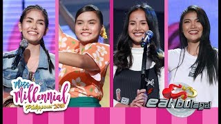 Miss Millennial Philippines 2018 Talent Presentation | October 18, 2018