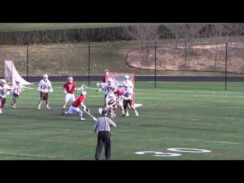 2013 Hill Academy (Ontario) vs  Landon School Complete Game Lacrosse Highlights