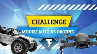 Modellauto vs. Drohne   Conrad TechnikHelden