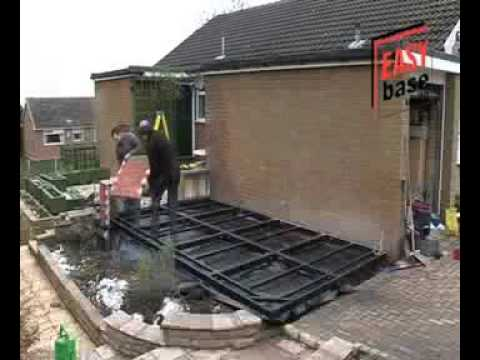 Self Build Diy Lean To Conservatory