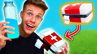 Fortnite Items in REAL LIFE