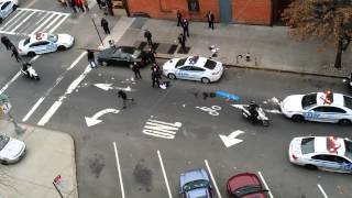 Exclusive New York Post video of the aftermath at the execution scene