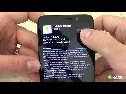 How to Install Android App APKs Directly with BlackBerry 10.2.1