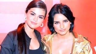 Download Lagu Aislinn Derbez presume foto con Selena Gómez Gratis STAFABAND