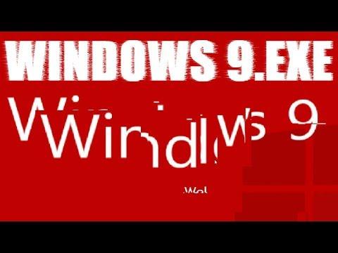 ЛЮБОПЫТСТВО ПОГУБИТ ТВОЙ КОМП ► Windows 9.exe