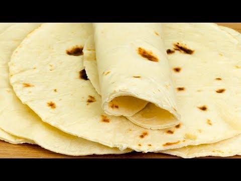 Хоть каждый день готовь такой лаваш! Быстрый и простой рецепт лаваша на сковороде. | Appetitno.TV