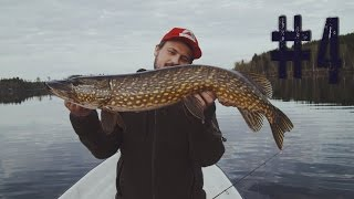 Float trolling for PIKE #4