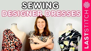 Download Sewing designer dresses: Making a DVF wrap dress and more 3Gp Mp4