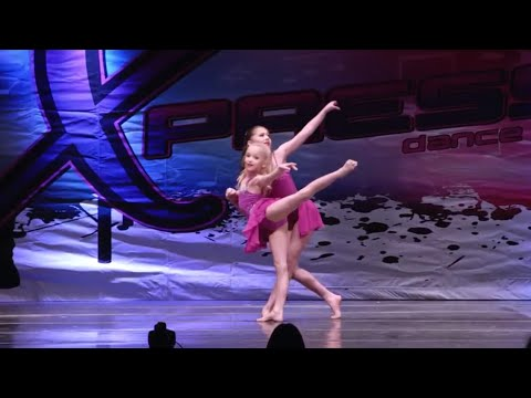 Lilliana & Hannah's Duet (We're Breathing)   Dance Moms   Season 8, Episode 4