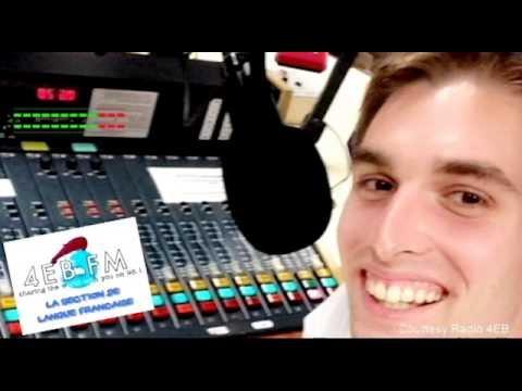 Radio 4EB in FRENCH: Cedric Dubler - Préparation pour Rio