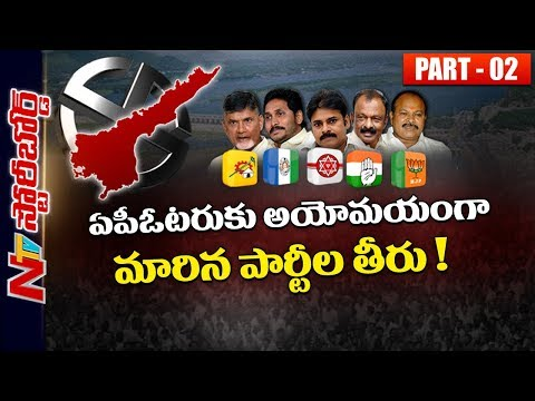 Current Political Scenario in Andhra Pradesh Politics | TDP, YCP, BJP, Janasena, Congress | SB 02