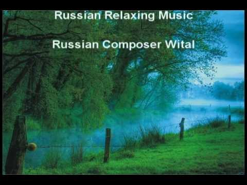 Russian Relaxing Music. Magic Bird.
