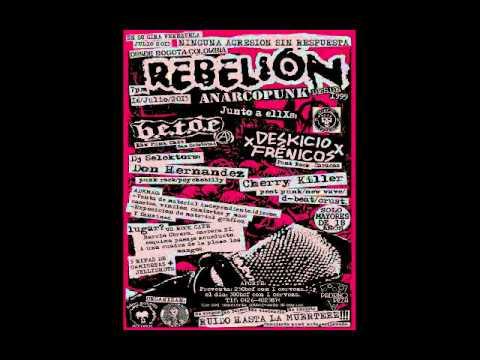 Radio Pirata Promocion gira Rebelion por Venezuela Julio 2015 Horacio Blanco la mega