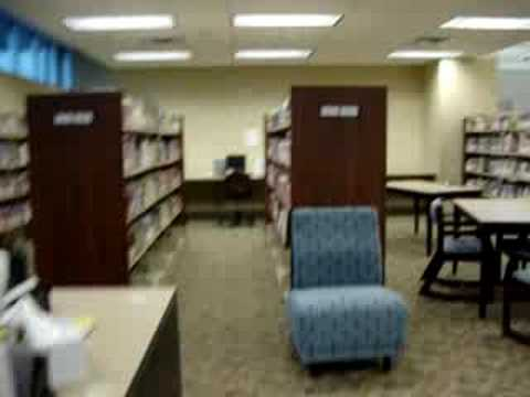 Library Porn video