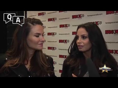 Trish Stratus And Lita Talk Wrestling And Life After Wwe video