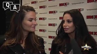Trish Stratus and Lita Talk Wrestling and Life After WWE