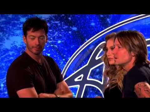 'American Idol': Jennifer Lopez Slaps Contestant — Watch Video