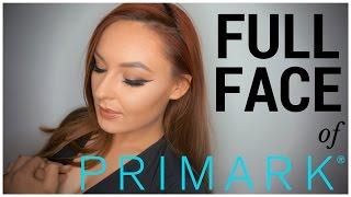 Full Face of Primark Makeup | Review | Lauren Malone