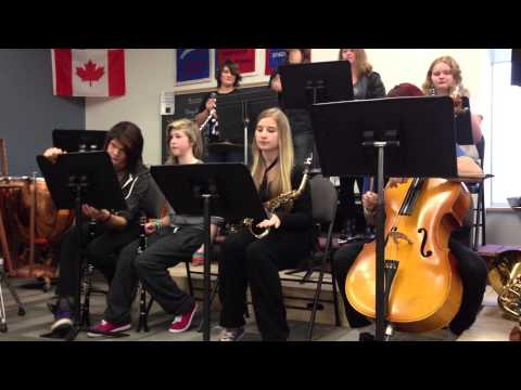 Infuse Musical Performance at Sudbury Secondary School
